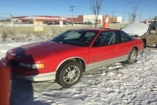 1990 Oldsmobile Cutlass Supreme