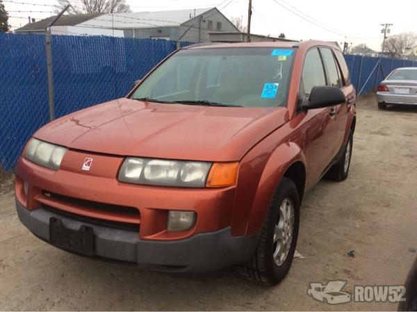 Row52 2002 Saturn Vue At Pick N Pull Cumberland 5gzcz63b32s818671