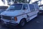 1992 Dodge Ram Van