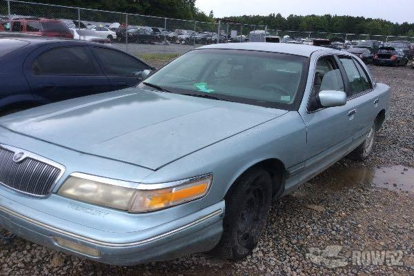 1995 Mercury Grand Marquis >> Row52 1995 Mercury Grand Marquis At Pick N Pull Little Rock
