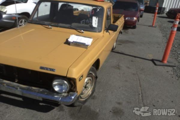 1972 Ford Courier Buy Used 1972 Ford Courier Pickup Classic Mini