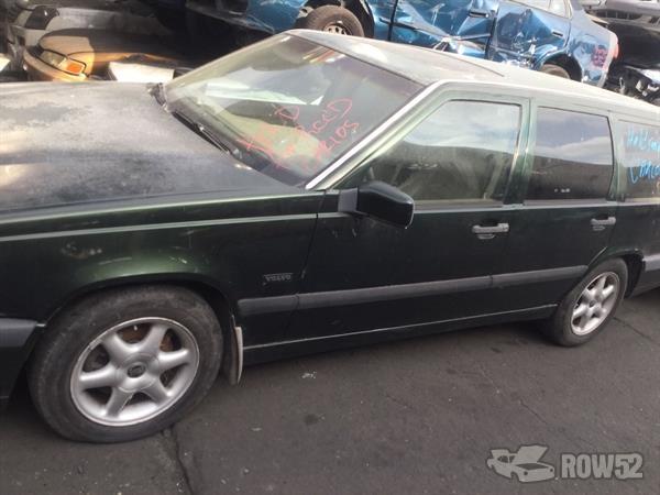 Row52 1997 Volvo 850 Wagon At Pick N Pull Oakland