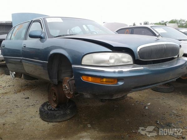 Row52 2001 Buick Park Avenue At Wrench A Part Austin 1g4cw54k814226149