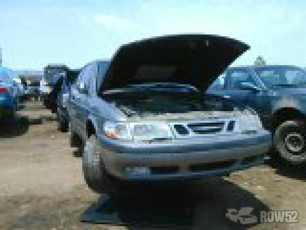 2001 Saab 9 3