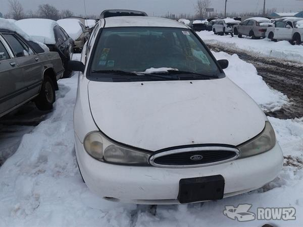 Row52 2000 Ford Contour At Circus Auto Parts 1fafp6635yk127780