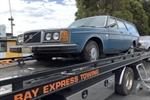 1978 Volvo 245