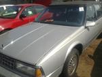 1987 Oldsmobile Ninety Eight