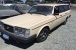 1983 Volvo 240 Wagon