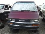 1988 Toyota Van