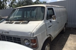 1985 Dodge Ram Van