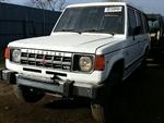 1991 Mitsubishi Montero