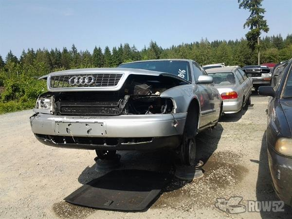 Row52 1998 Audi A8 At 360 Auto Recycling Waubg74d3wn001758