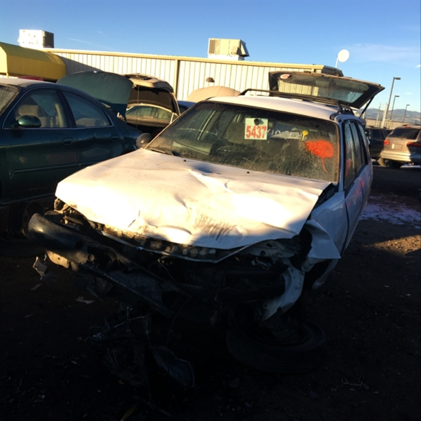 Row52 1997 Ford Escort Wagon At U Pull Pay Denver 3falp15p9vr147046