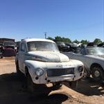1958 Volvo 544