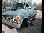 1989 Dodge Ram Wagon