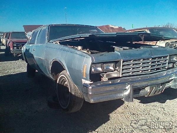 Row52 | 1978 Chevrolet Impala at BYOT Auto Parts