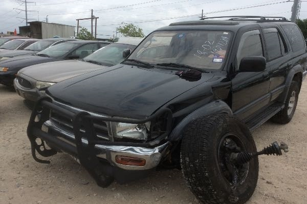 row52 1997 toyota 4runner at pick n pull dallas west jt3hn87r0v0115104 row52 1997 toyota 4runner at pick n