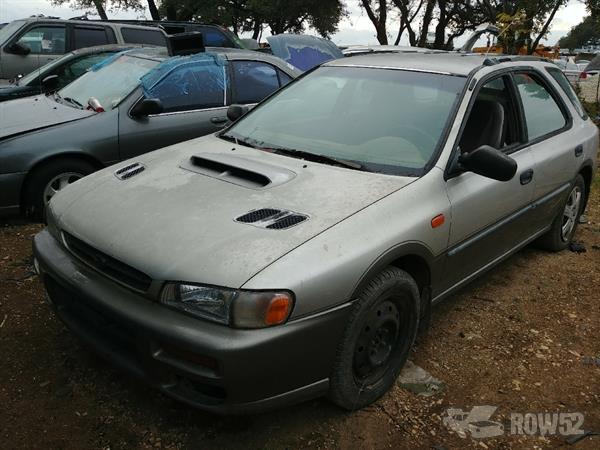 row52 1999 subaru impreza wagon at harold s used cars and parts jf1gf485xxh805025 row52 1999 subaru impreza wagon at