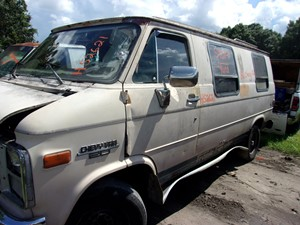1986 Chevrolet G-Series Van