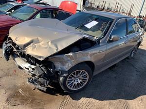 2002 BMW 5-Series