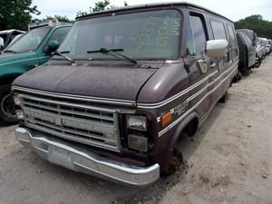 1989 Chevrolet Sport Van