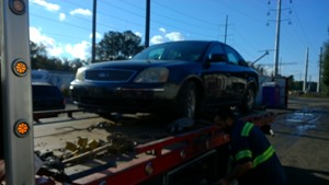207 Ford Five Hundred
