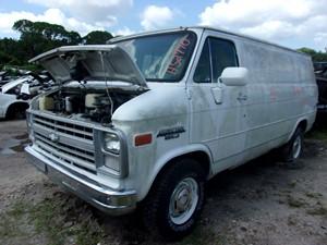 1991 Chevrolet Chevyvan